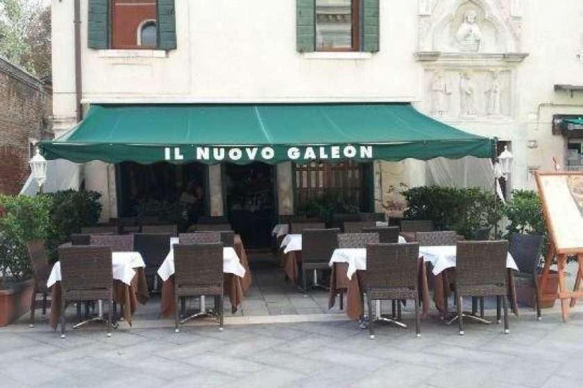 Il Nuovo Galeon Restaurant Venice