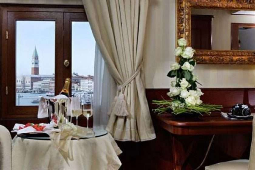 The Team of the Hotel Bucintoro Venice
