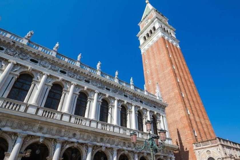 The Saint Mark's Tower Venice
