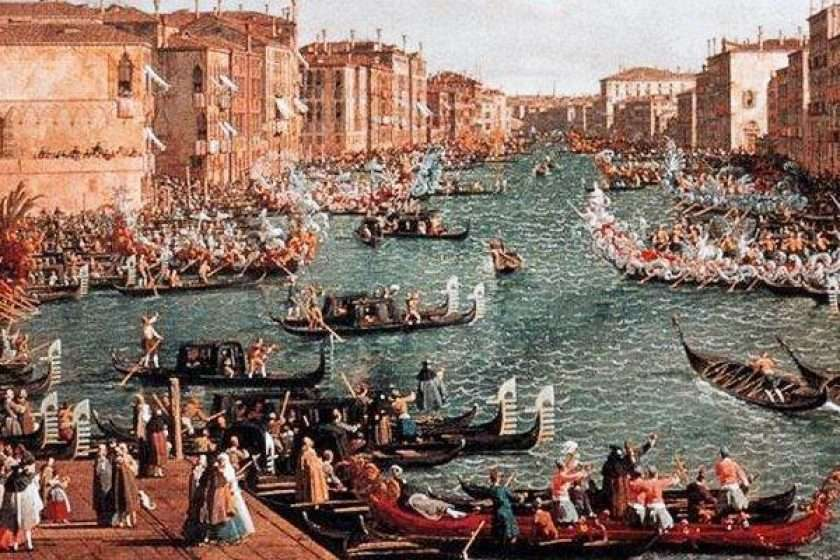 Historical Regatta Venice