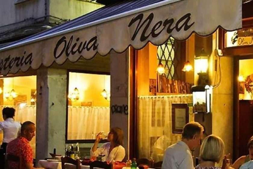 Osteria Oliva Nera Venice