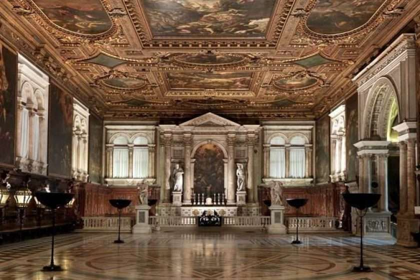 Scuola Grande San Rocco Venice
