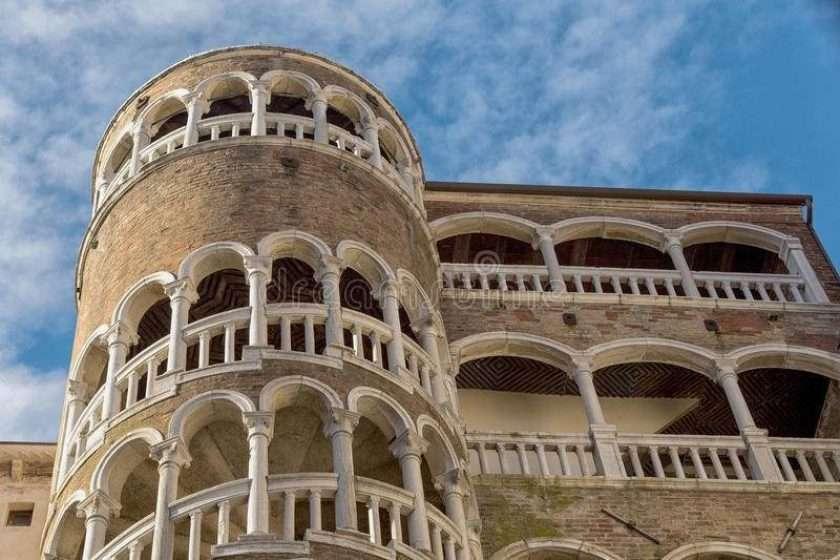 Scala Contarini del Bovolo Venice