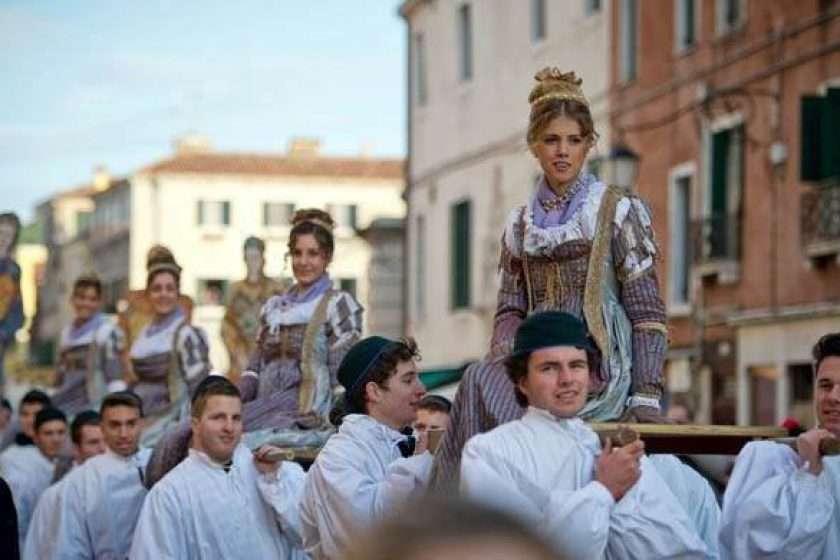 Venice Carnival – Festa Delle Marie