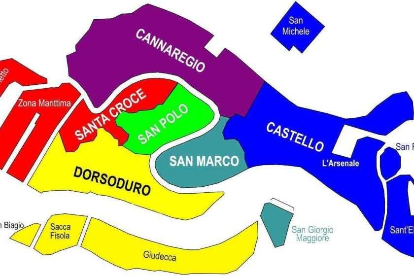 Cannaregio district Venice